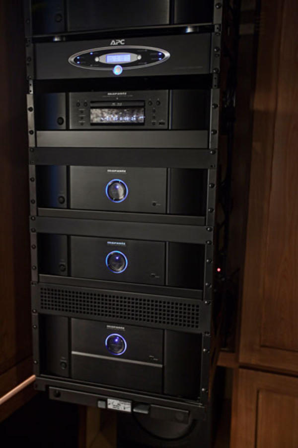 Diy Home Theater Equipment Rack