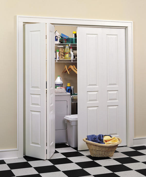 doors for laundry room closet » design and ideas Laundry Room Closet