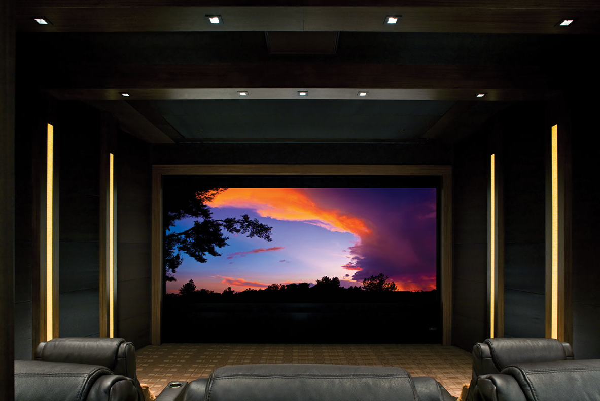 Home Theatre Lighting Design Theater Wall Fixtures A