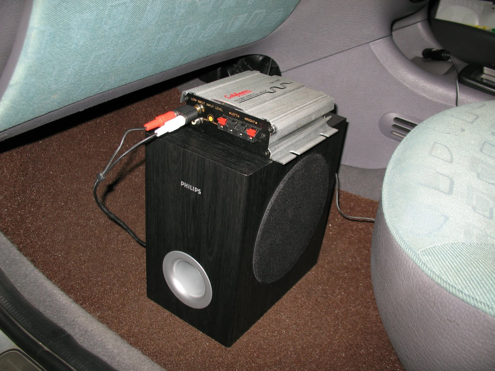 Hooking Up Car Subs To Home Theater How Hook A Subwoofer Stereo System