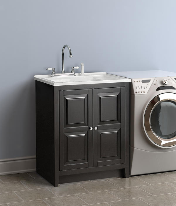 Laundry Room Sink With Cabinet Costco