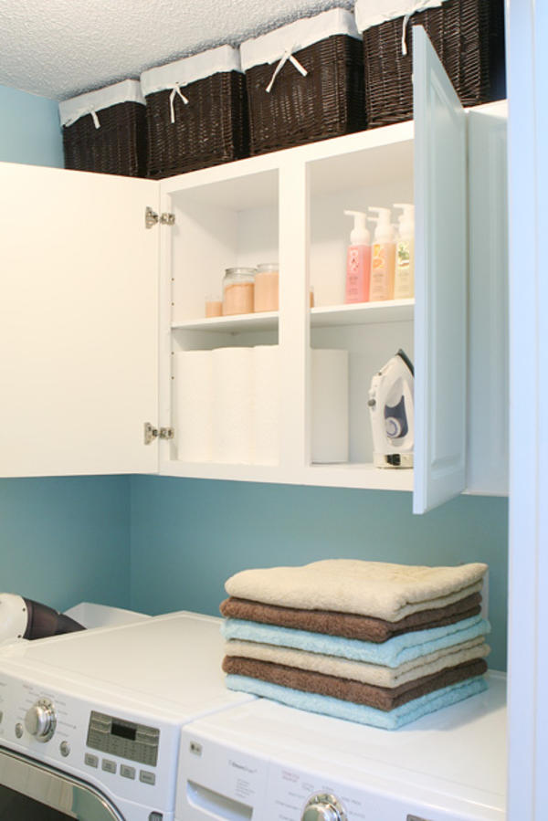 laundry room organization » design and ideas