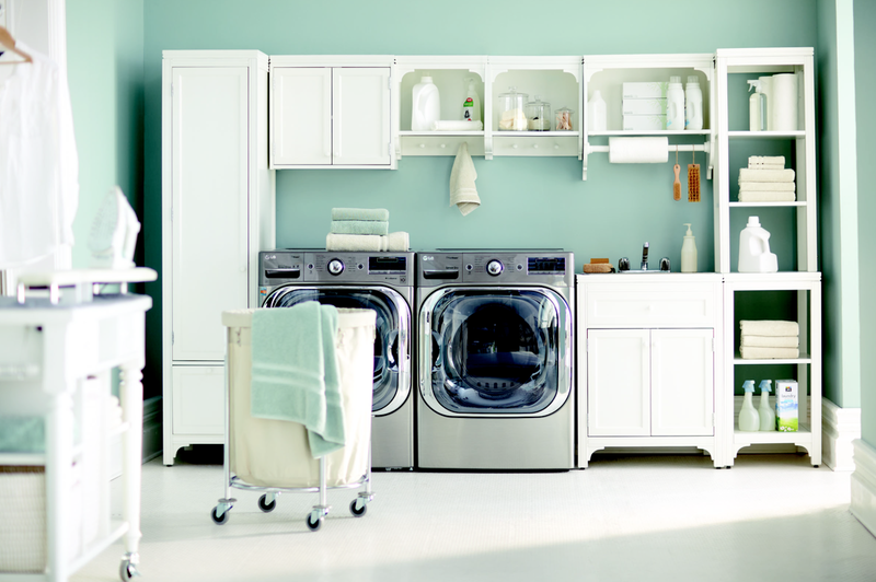 laundry room storage ideas and pictures » design and ideas