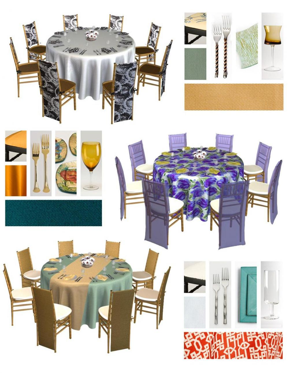 Wedding Table Design Tool