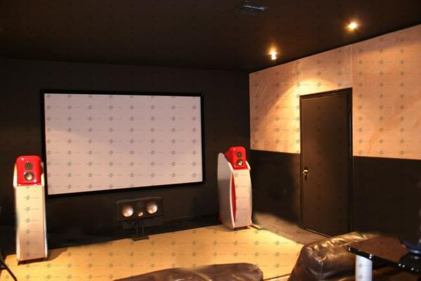Diy Home Theater Acoustic Treatment