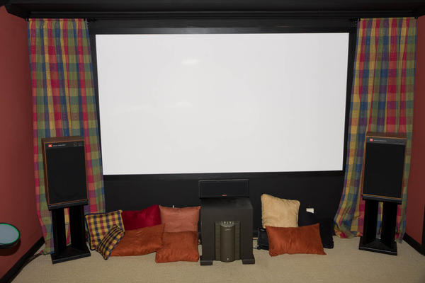 home theater diy design and ideas. Black Bedroom Furniture Sets. Home Design Ideas