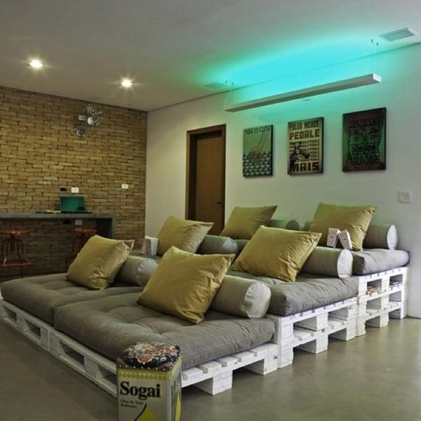 diy home theater seating ideas design and ideas