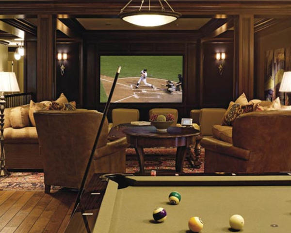 family room home theater ideas » Design and Ideas