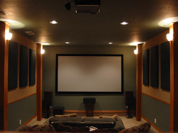 home theater cost design and ideas