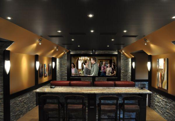 home theater bar table » Design and Ideas