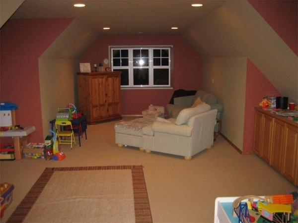 Room over garage design ideas for Room over garage design ideas