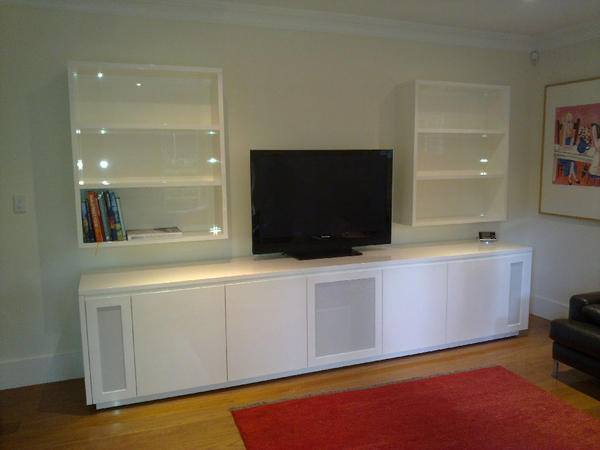 Home Theater Cabinet Designs