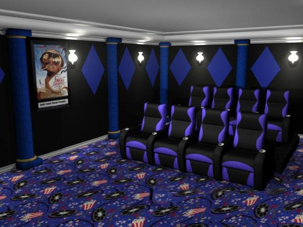 Home Theater Carpet Ideas Design And Ideas