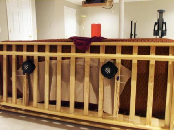 Home Theater Couch Shaker Design And Ideas