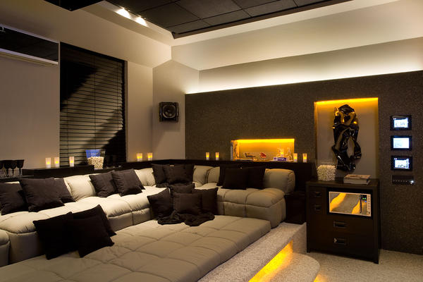 home theater decor accessories Design and Ideas