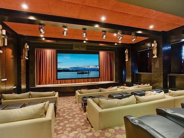 Home Theater Decor Canada