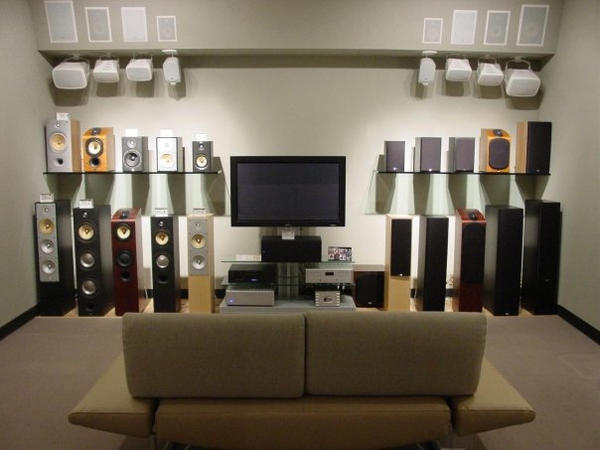 Home Theater Furniture Store Design And Ideas - Home theater furniture