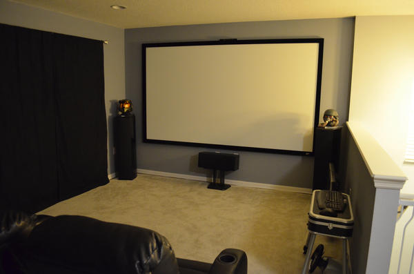 Home theater gaming setup design and ideas for Home theater setup ideas