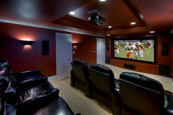 home theater ideas houzz design and ideas