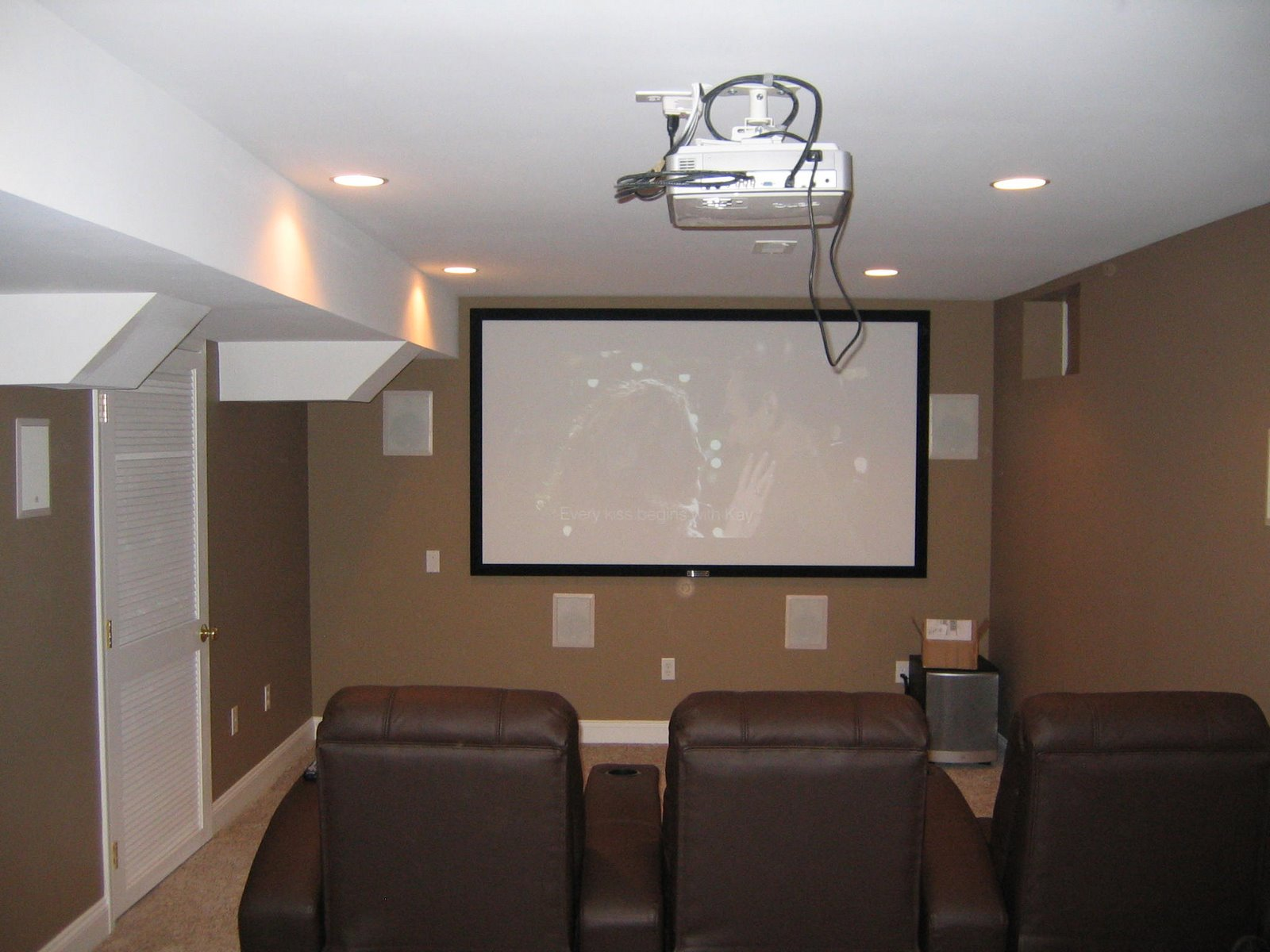 Home theater setup design and ideas for Home theater setup ideas