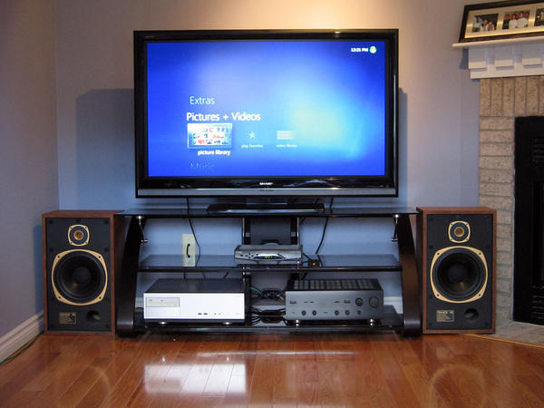 Home Theater Pc Systems Design And Ideas