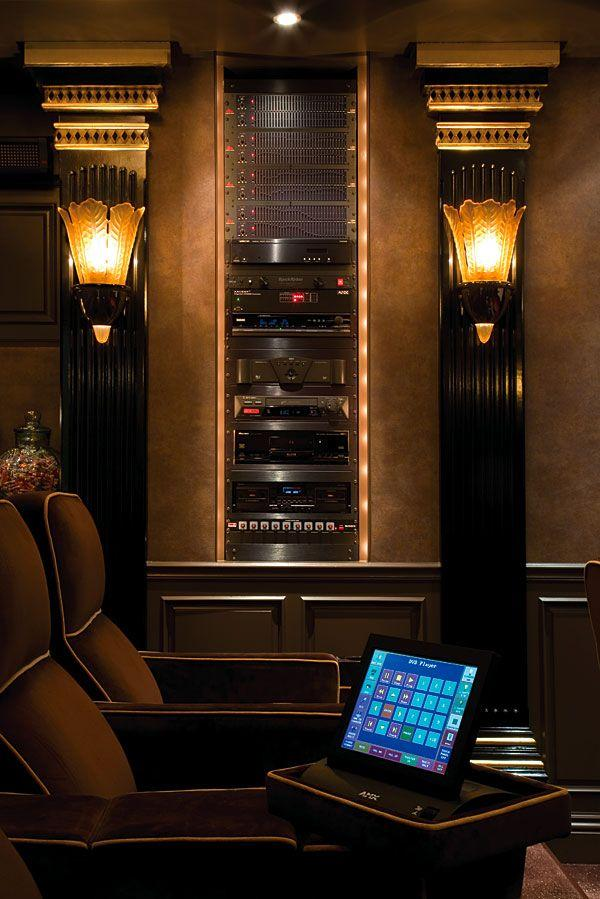 home theater rack setup design and ideas. Black Bedroom Furniture Sets. Home Design Ideas