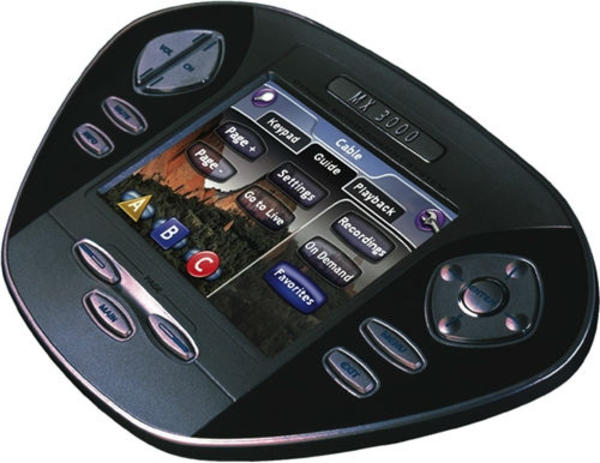 Home theater remote touch screen design and ideas for Home decorators remote