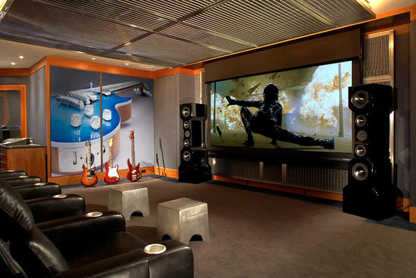 Home Theater Room Acoustics