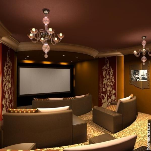 Home Theater Room Accessories
