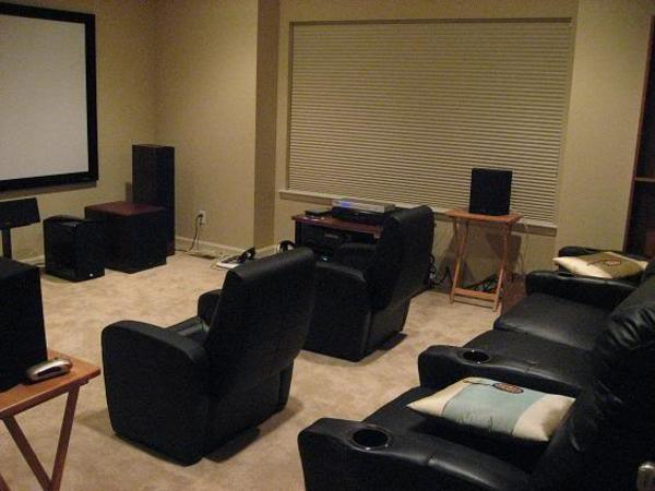 Home Theater Seating Costco