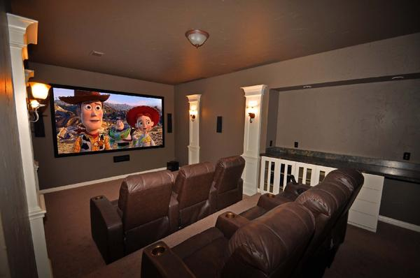 Home Theater Seating Houston Texas Design And Ideas