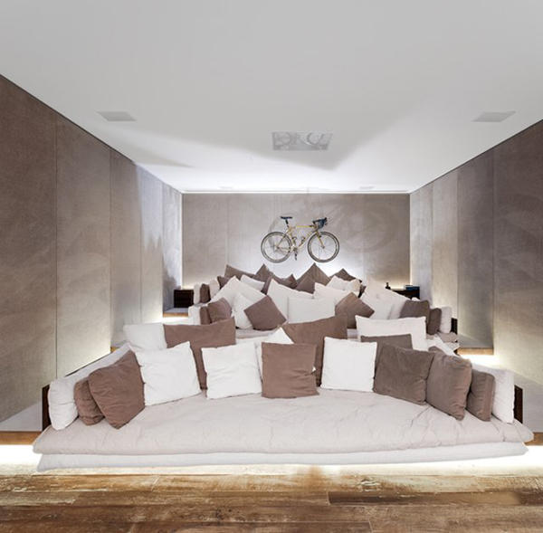 home theater seating ideas » Design and Ideas