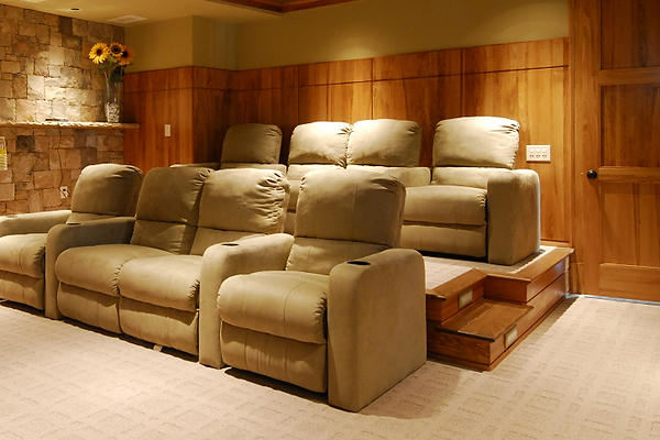 Home Theater Seating Riser Height 187 Design And Ideas
