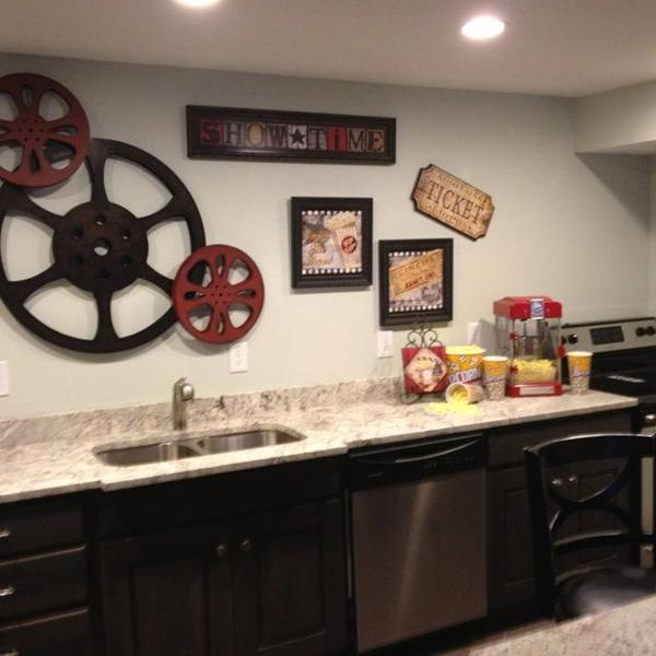 Home Theater Snack Bar Ideas 187 Design And Ideas