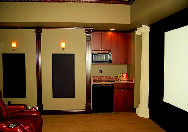 Home Theater Snack Bar Ideas Design And Ideas