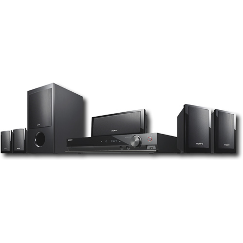 home theater system 5 1 sony design and ideas. Black Bedroom Furniture Sets. Home Design Ideas