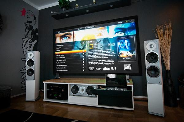 home theater system ideas design and ideas