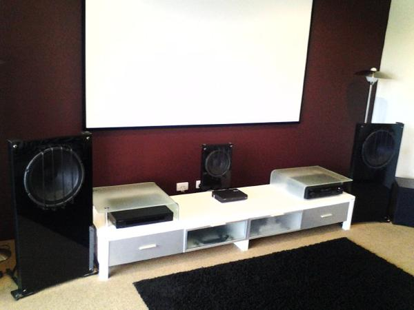 Home Theater Systems On A Budget Design And Ideas: home theater design ideas on a budget
