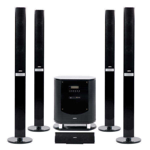 home theater systems with wireless speakers Design and Ideas