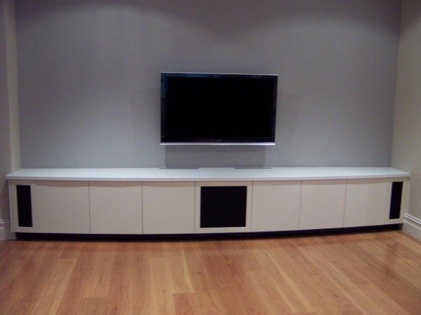 Elegant Home Theatre Cabinets Furniture Design And Ideas