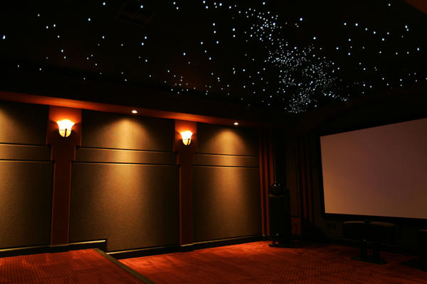 Home Theatre Ceiling Ideas
