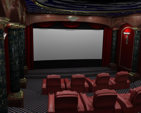 home theater design india » Design and Ideas