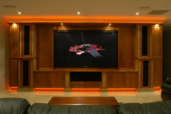 Home Theater Furniture Design And Ideas
