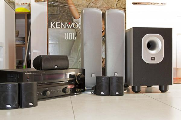 Jbl Loft Series   Home Theatre System