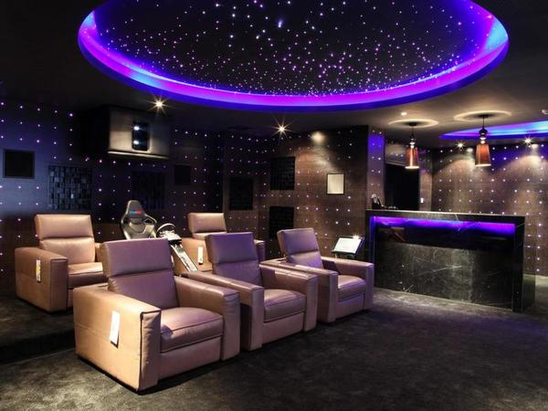Home Theatre Lighting Ideas Design And Ideas