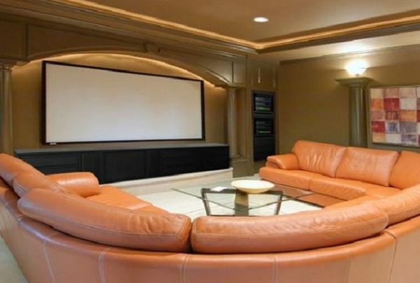 Good Home Theatre Room Design Ideas In India Part 12