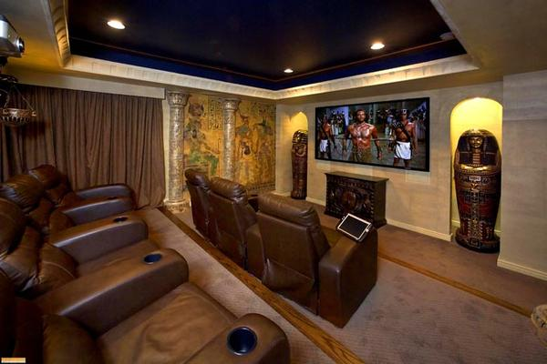 Home Theatre Room Design Ideas In India Design And Ideas