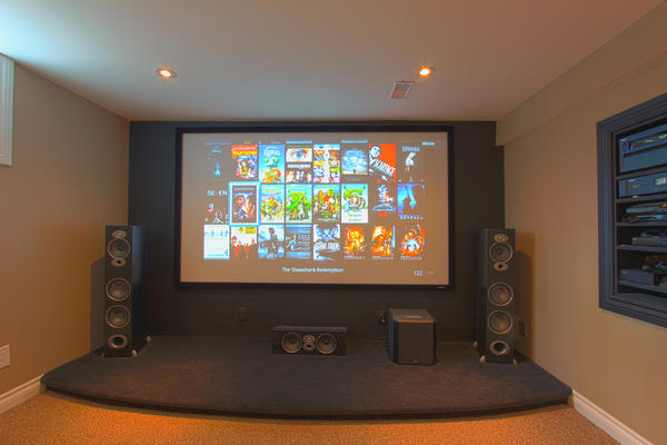 Home theatre setup help design and ideas for Home theater setup ideas