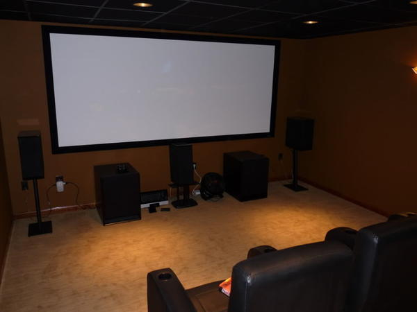 Home theatre setup ideas design and ideas for Home theatre ideas design