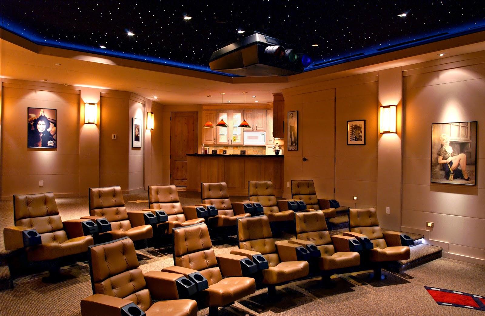 J B L Home Theater